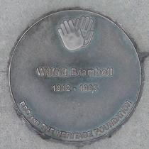 BBC Television Centre - Wilfrid Brambell