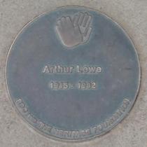 BBC Television Centre - Arthur Lowe