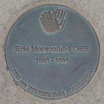 BBC Television Centre - Eric Morecambe