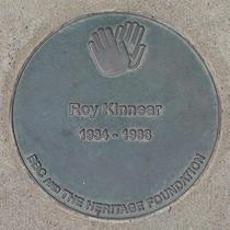 BBC Television Centre - Roy Kinnear