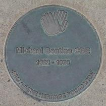 BBC Television Centre - Michael Bentine