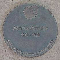 BBC Television Centre - John Le Mesurier