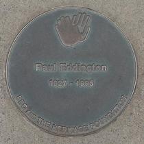 BBC Television Centre - Paul Eddington