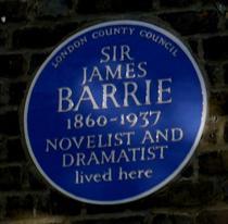 J. M. Barrie - W2