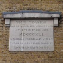 All Saints Church tower