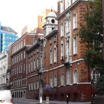 Sir John Cass - Jewry Street