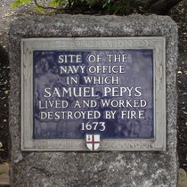Pepys and Navy Office
