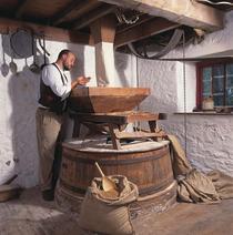 unidentified mill in Great Sutton Street