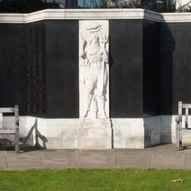 Mercantile Marine Memorial - WW2