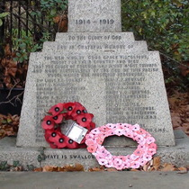 St John's Hyde Park WW1 Memorial