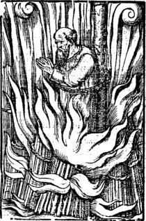 Richard Wyche, Vicar of Deptford