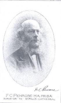 Francis Cranmer Penrose