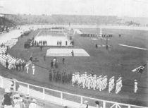 1908 Olympics & Stadium