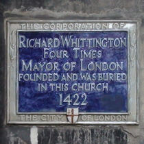 Whittington's church