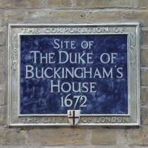 Duke of Buckingham's house