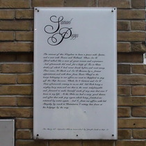 Pepys - Stew Lane