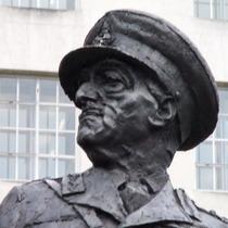 Alanbrooke statue