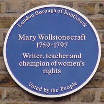 Mary Wollstonecraft - SE1