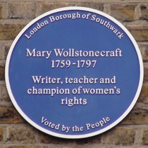Mary Wollstonecraft - SE1
