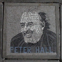 South Bank mosaic - Peter Hall