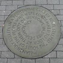 Marshalsea 1 - stone - round