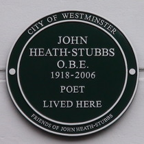 John Heath-Stubbs