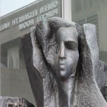 Chopin statue