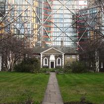 Almshouses & Charles Kingsley