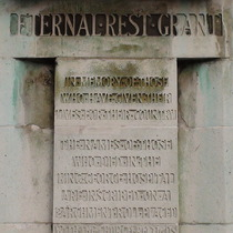 WW1 Memorial at St John's Waterloo