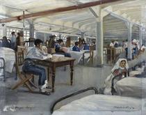 King George Hospital, HMSO, Stamford Street