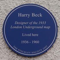 Harry Beck - N12