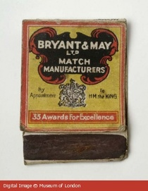 Bryant and May - Fairfield Works