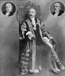 Lord Mayor Sir John Knill