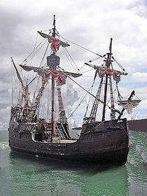 Santa Maria, ship