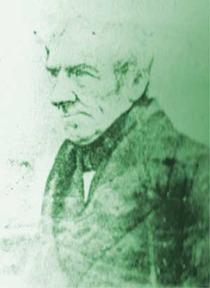Reverend Alexander John Forsyth