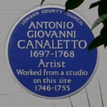 Antonio Canaletto - W2