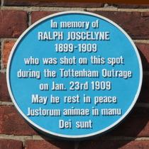 Tottenham Outrage - Ralph Joscelyne