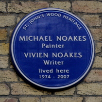 Michael and Vivien Noakes