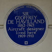 Sir Geoffrey de Havilland