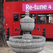Sloane Square drinking fountain