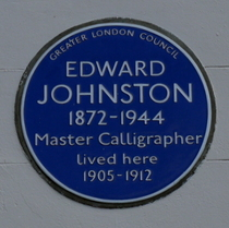 Edward Johnston