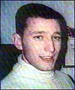 Lieutenant Gareth Evans
