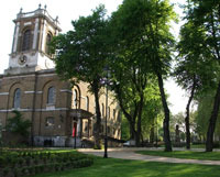 Opening of St Mary Magdalene Gardens, Islington