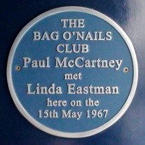 McCartney and Eastman