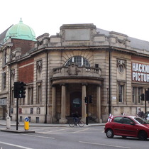 Hackney Central Hall and Library - foundation