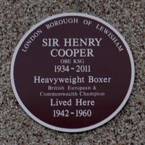 Sir Henry Cooper - SE6