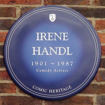 Teddington Studios - Irene Handl