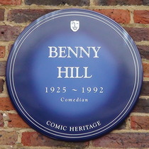Teddington Studios - Benny Hill