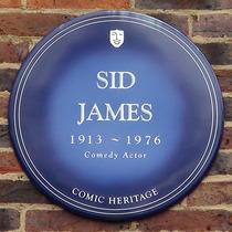 Teddington Studios - Sid James