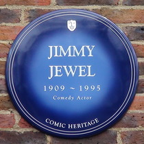Teddington Studios - Jimmy Jewel